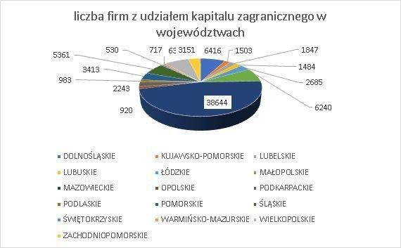 inwestorzy zagraniczni w Polsce czerwiec 2019 r.